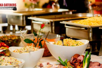 Vivid Catering Services with Professional Catering Services from Vastavika