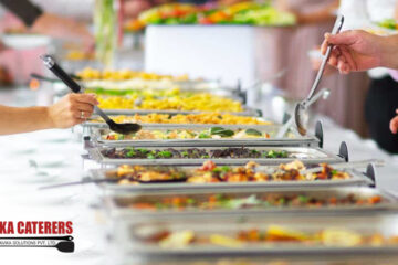 Catering Service in Goyla Dairy